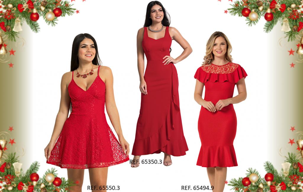 vermelhos 1024x650 - Já pensou no que vestir para o jantar de Natal?