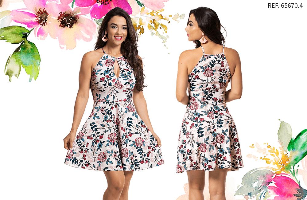 blog58 - Floral suave para encher seus looks de charme!